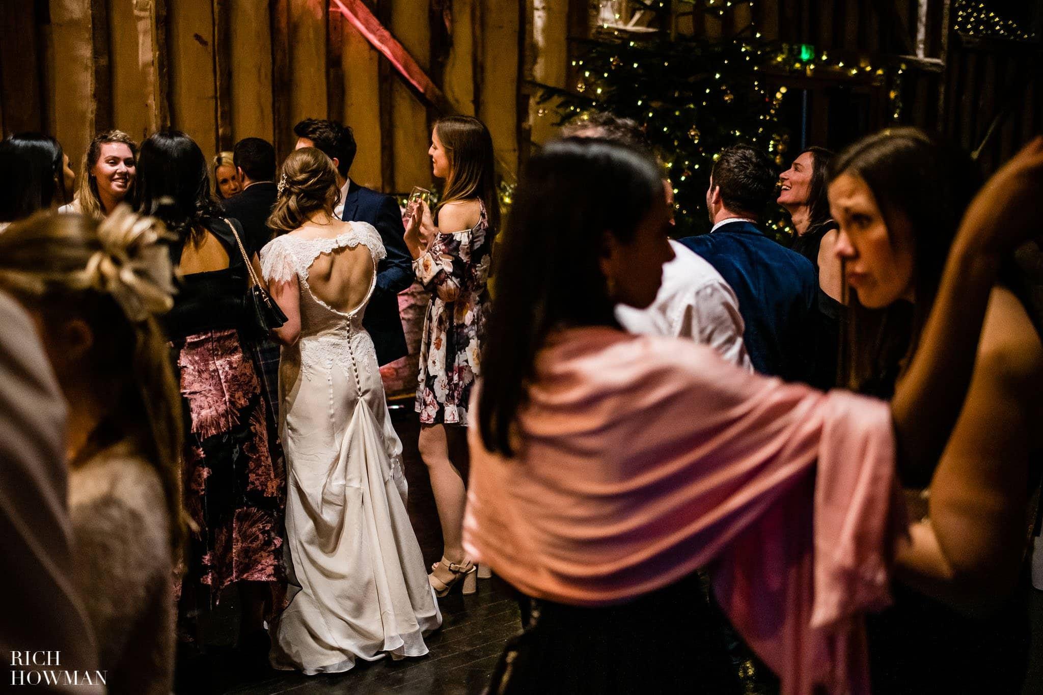 Lillibrooke Manor Photographers - Christmas Wedding 111