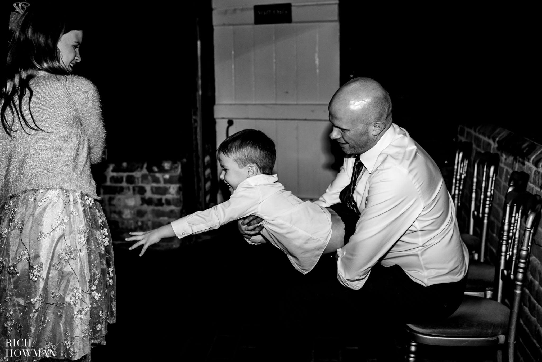 Lillibrooke Manor Photographers - Christmas Wedding 112