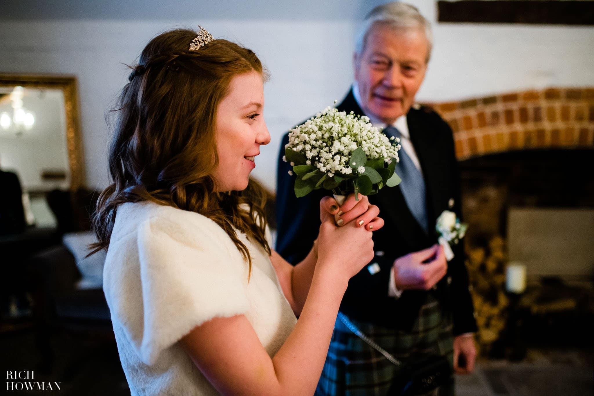 Lillibrooke Manor Photographers - Christmas Wedding 35