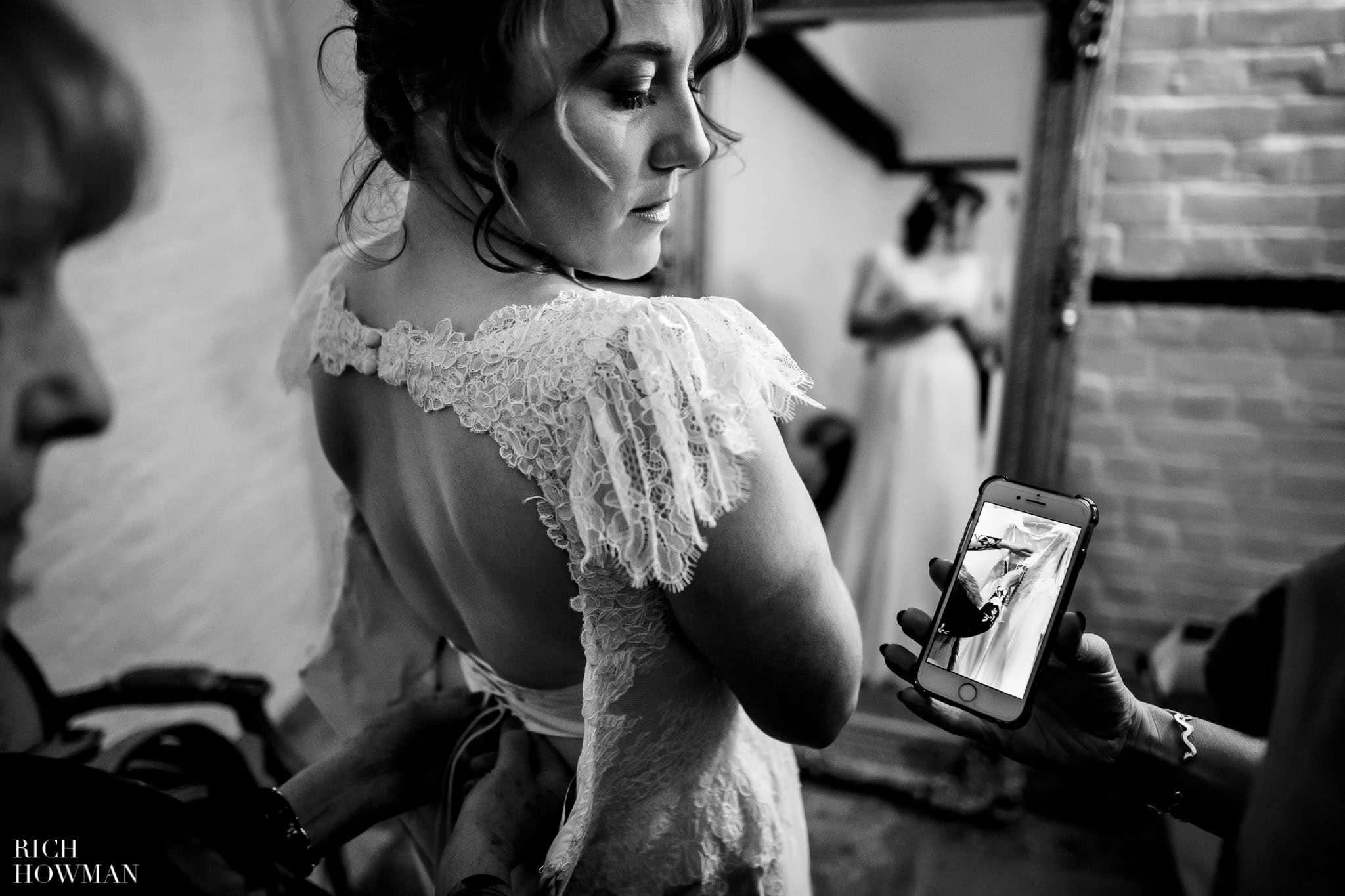 Lillibrooke Manor Photographers - Christmas Wedding 39
