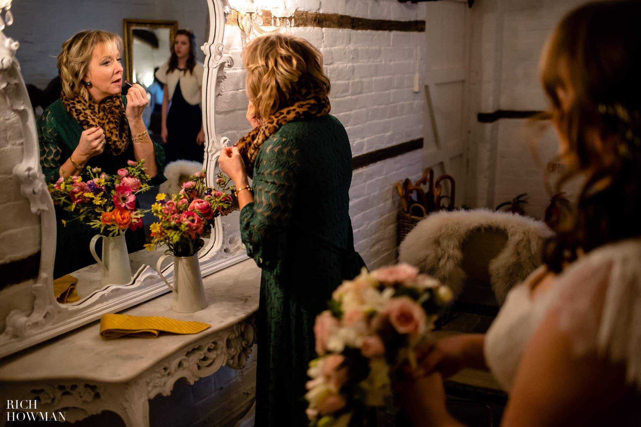 Lillibrooke Manor Photographers - Christmas Wedding 43