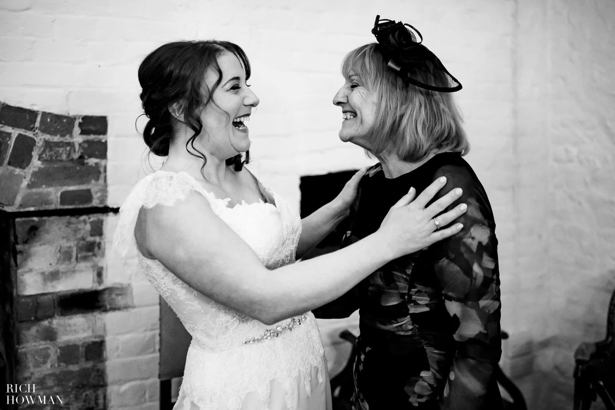 Lillibrooke Manor Photographers - Christmas Wedding 44