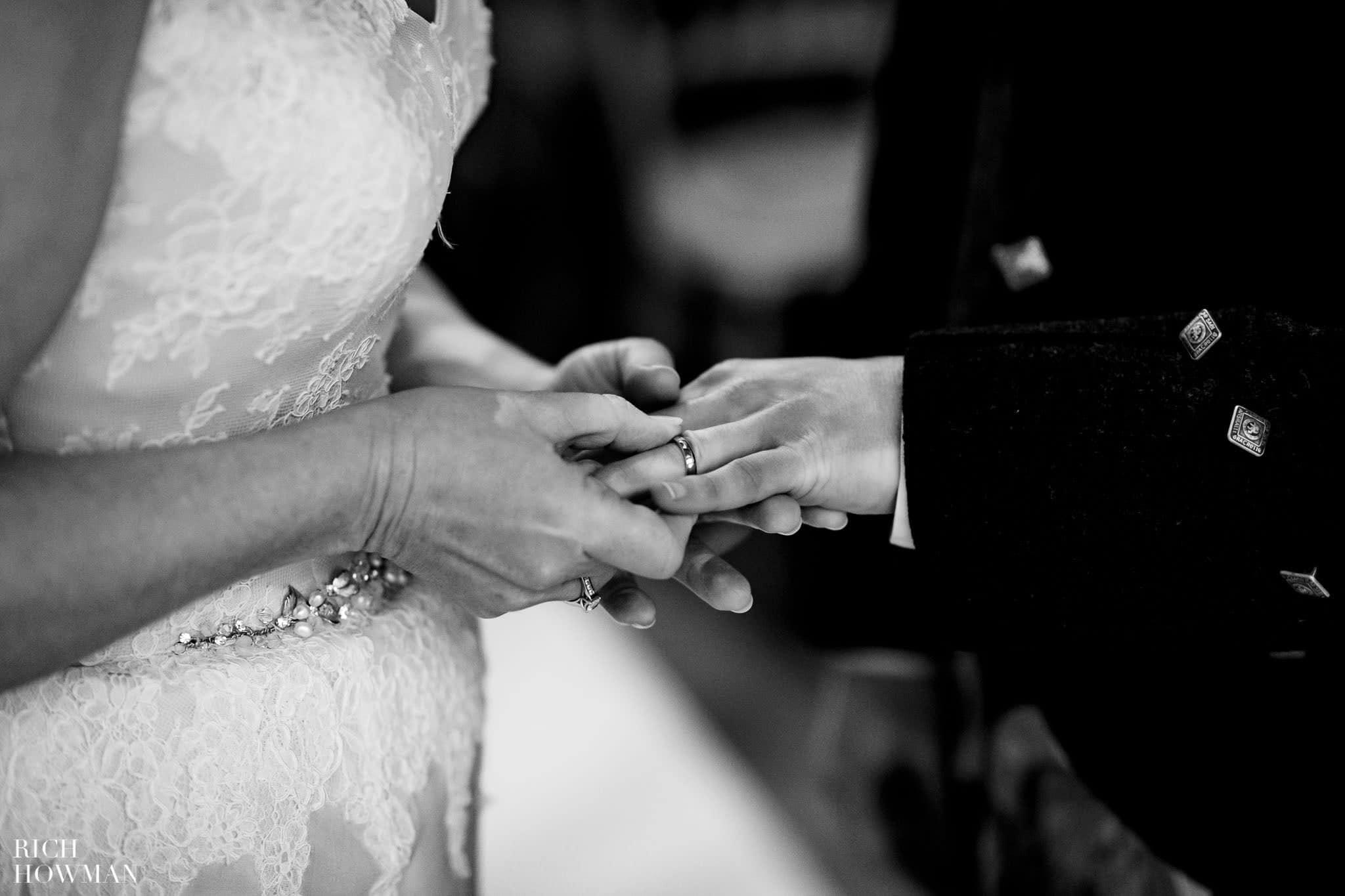Lillibrooke Manor Photographers - Christmas Wedding 57