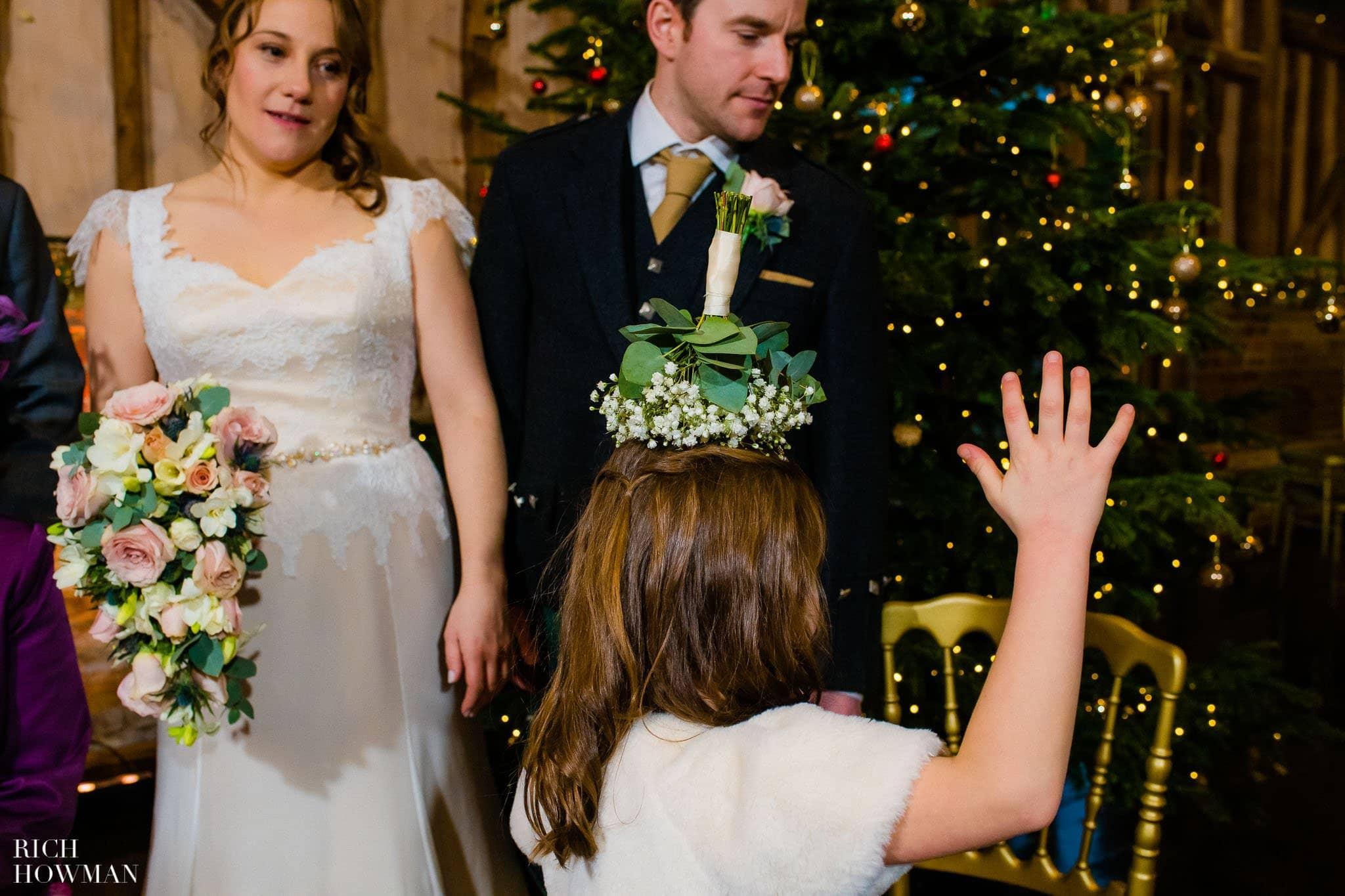 Lillibrooke Manor Photographers - Christmas Wedding 67