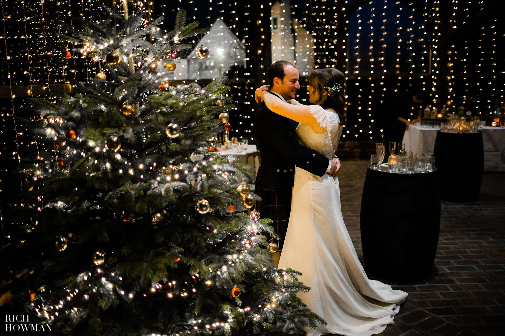 Lillibrooke Manor Photographers - Christmas Wedding 74