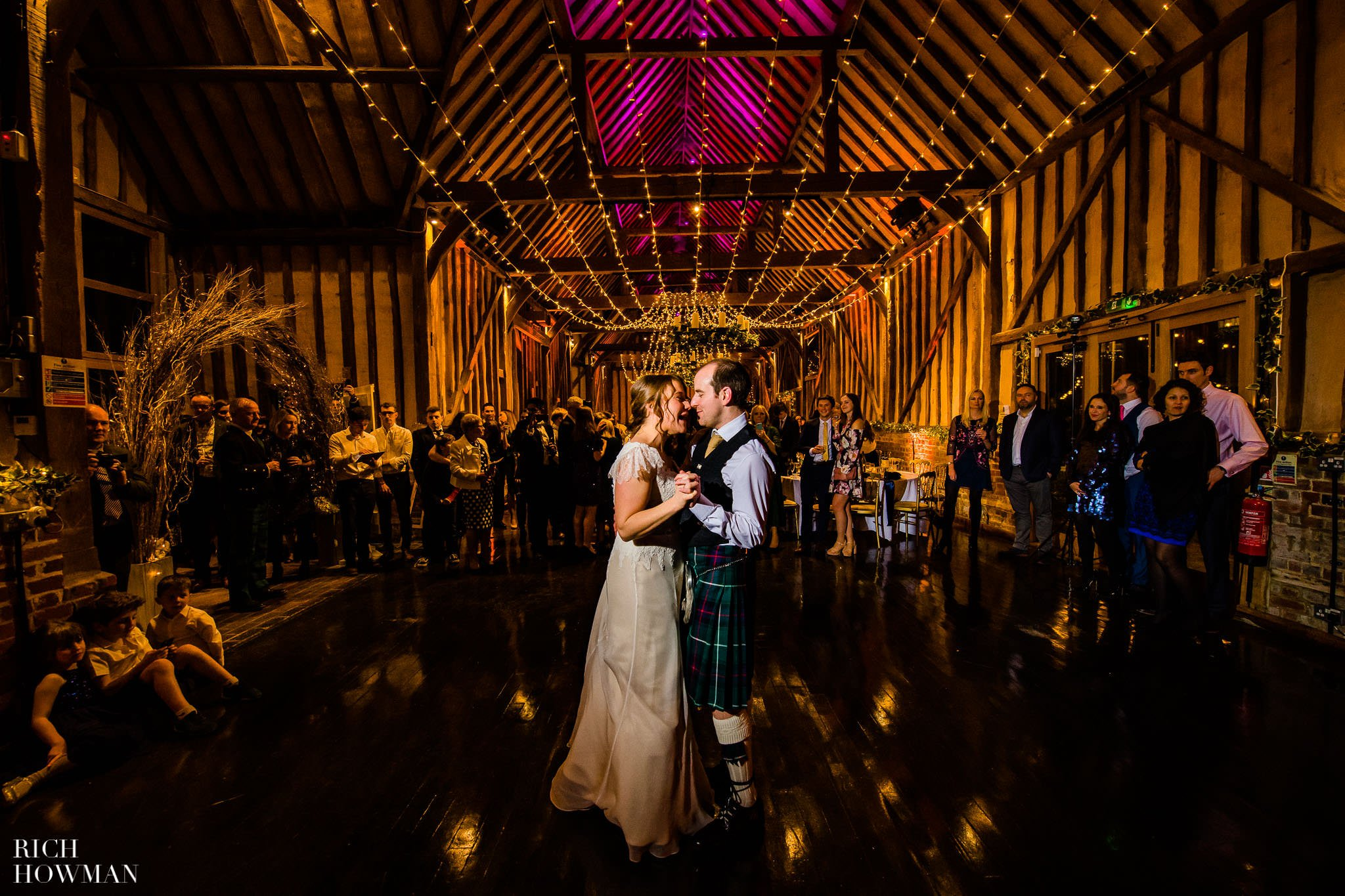 Lillibrooke Manor Photographers - Christmas Wedding 86