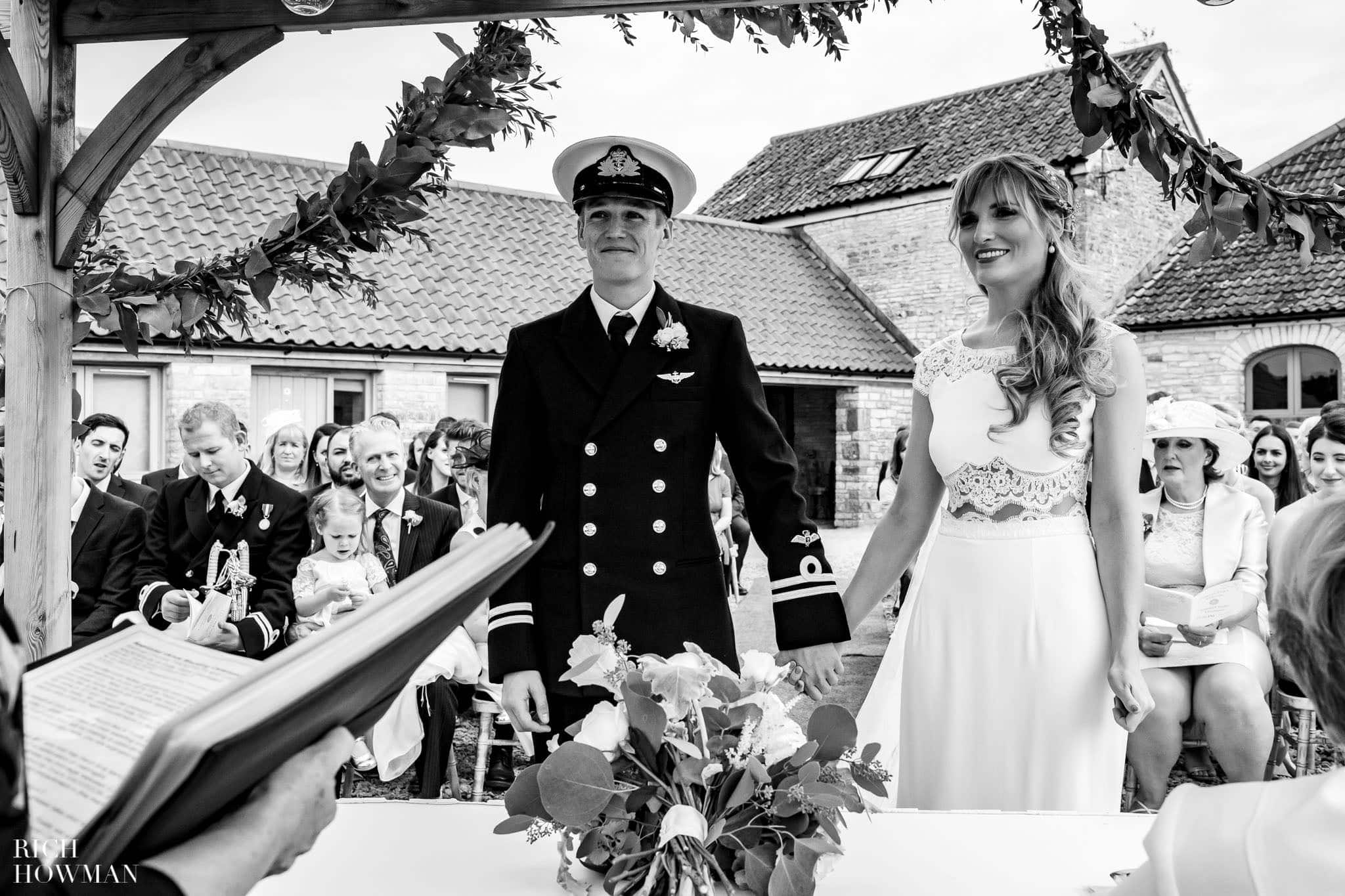Royal Navy Wedding Photographers 556