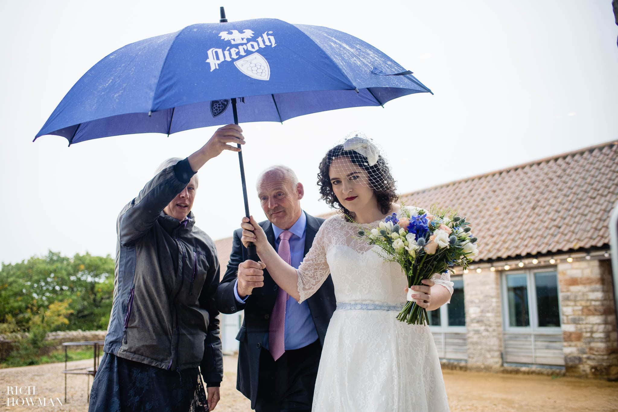 Outdoor Wedding in Bristol | Barn Wedding Photographers 241