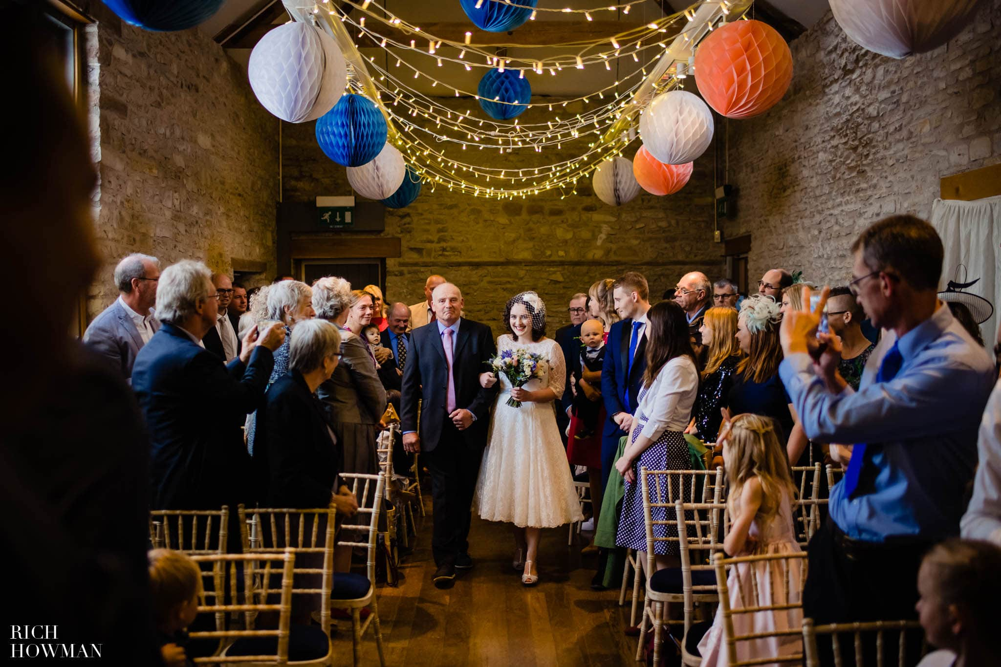 Outdoor Wedding in Bristol | Barn Wedding Photographers 244