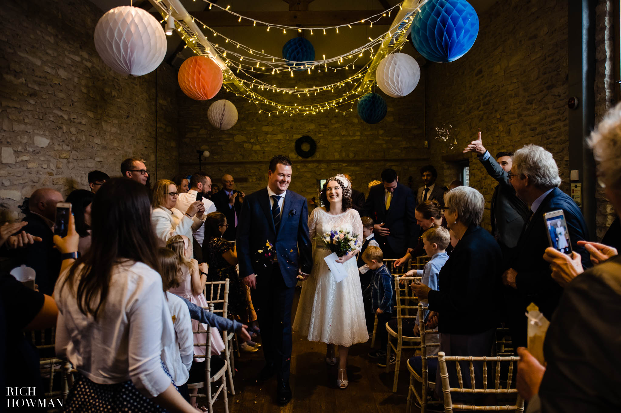 Outdoor Wedding in Bristol | Barn Wedding Photographers 251