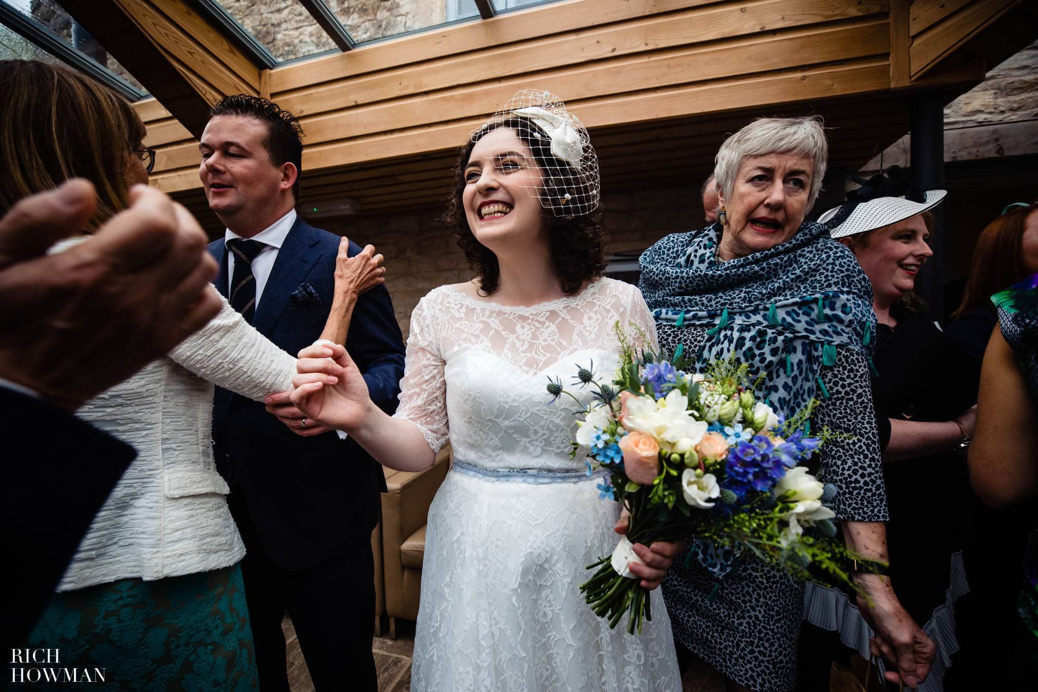 Outdoor Wedding in Bristol | Barn Wedding Photographers 255