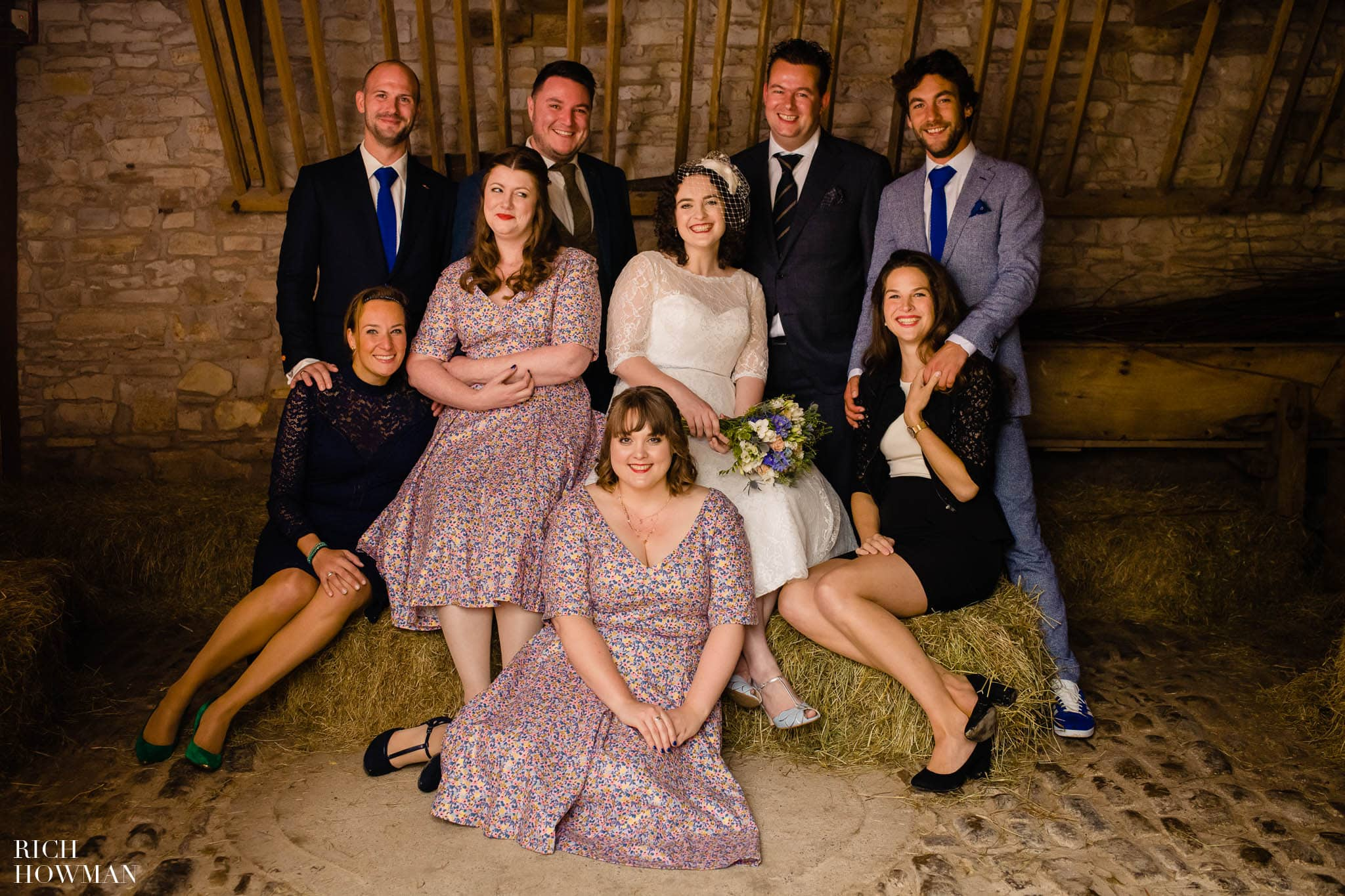 Outdoor Wedding in Bristol | Barn Wedding Photographers 258