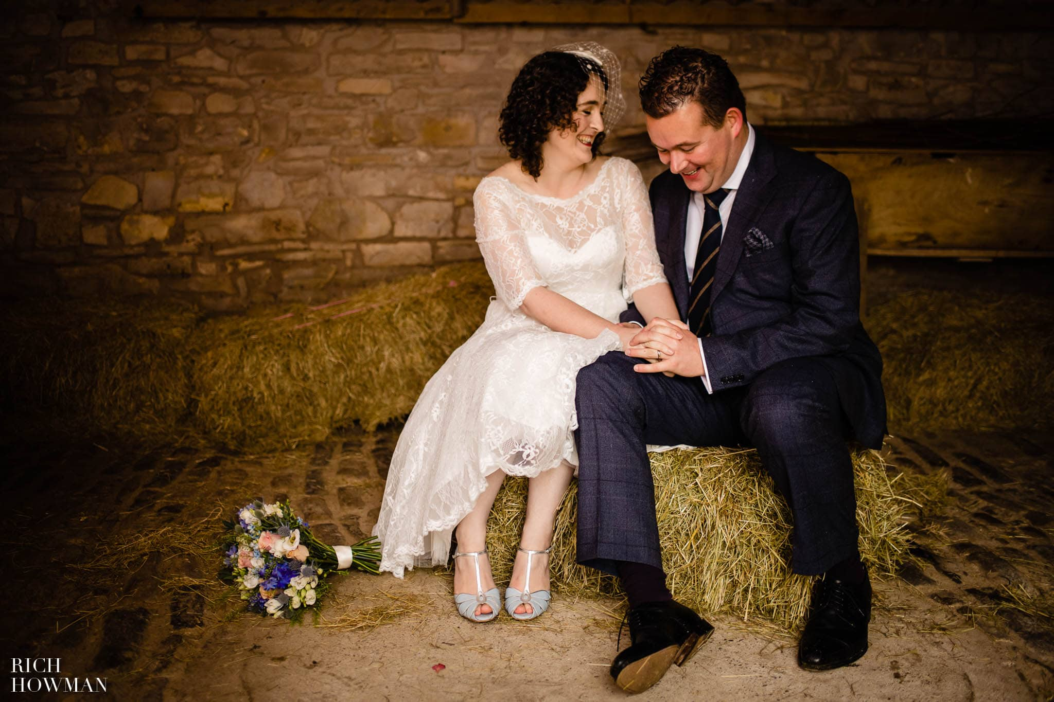 Outdoor Wedding in Bristol | Barn Wedding Photographers 260