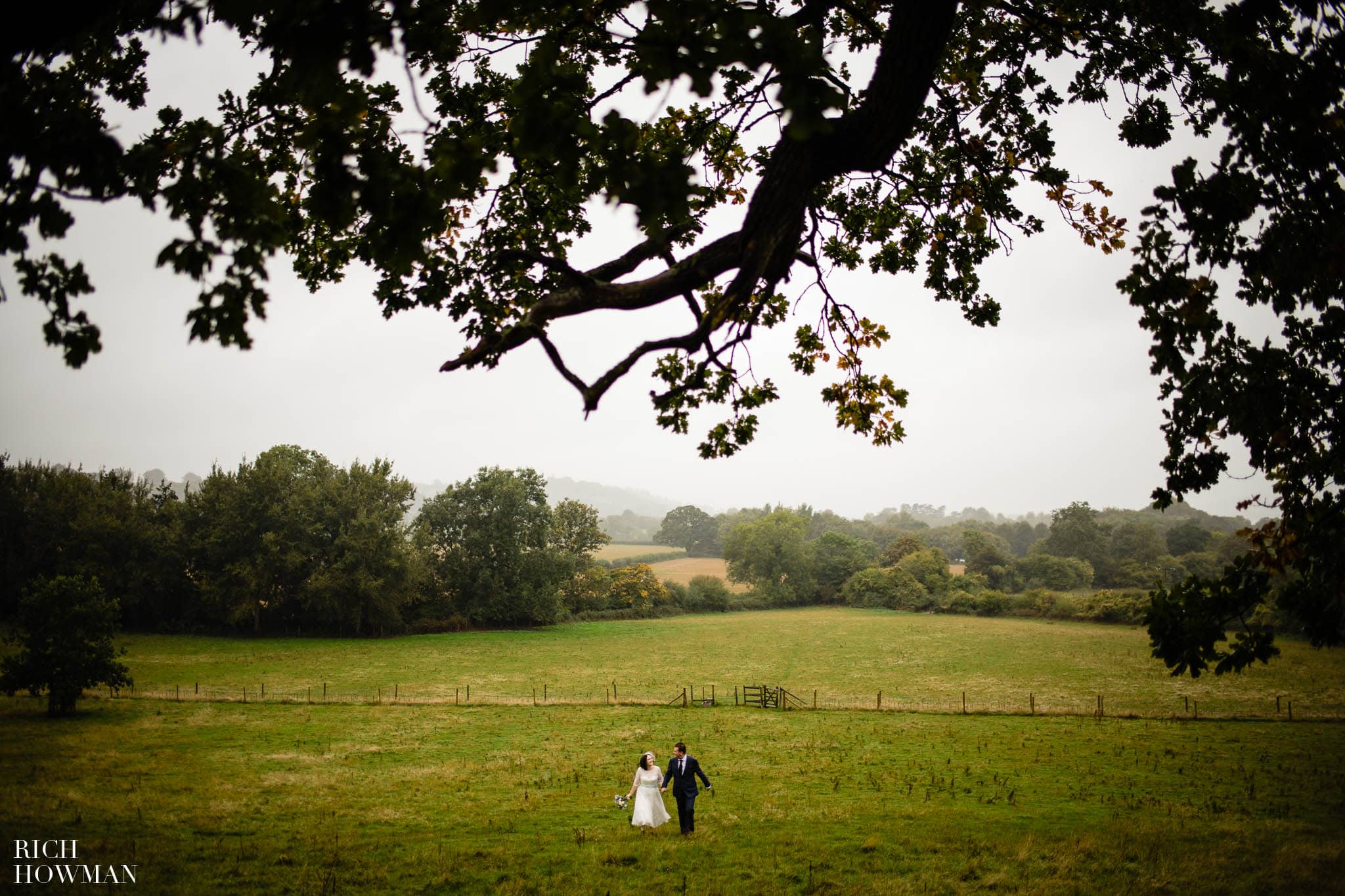 Outdoor Wedding in Bristol | Barn Wedding Photographers 274