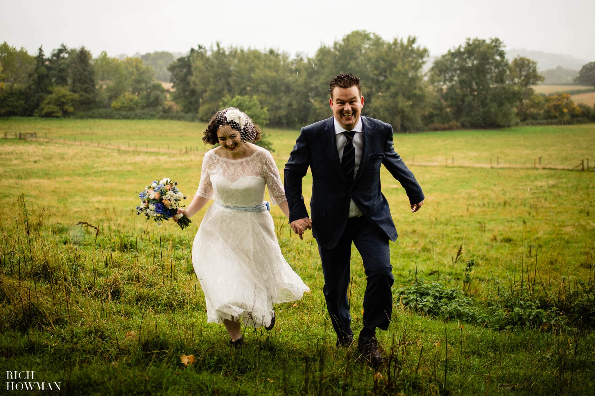 Outdoor Wedding in Bristol | Barn Wedding Photographers 275