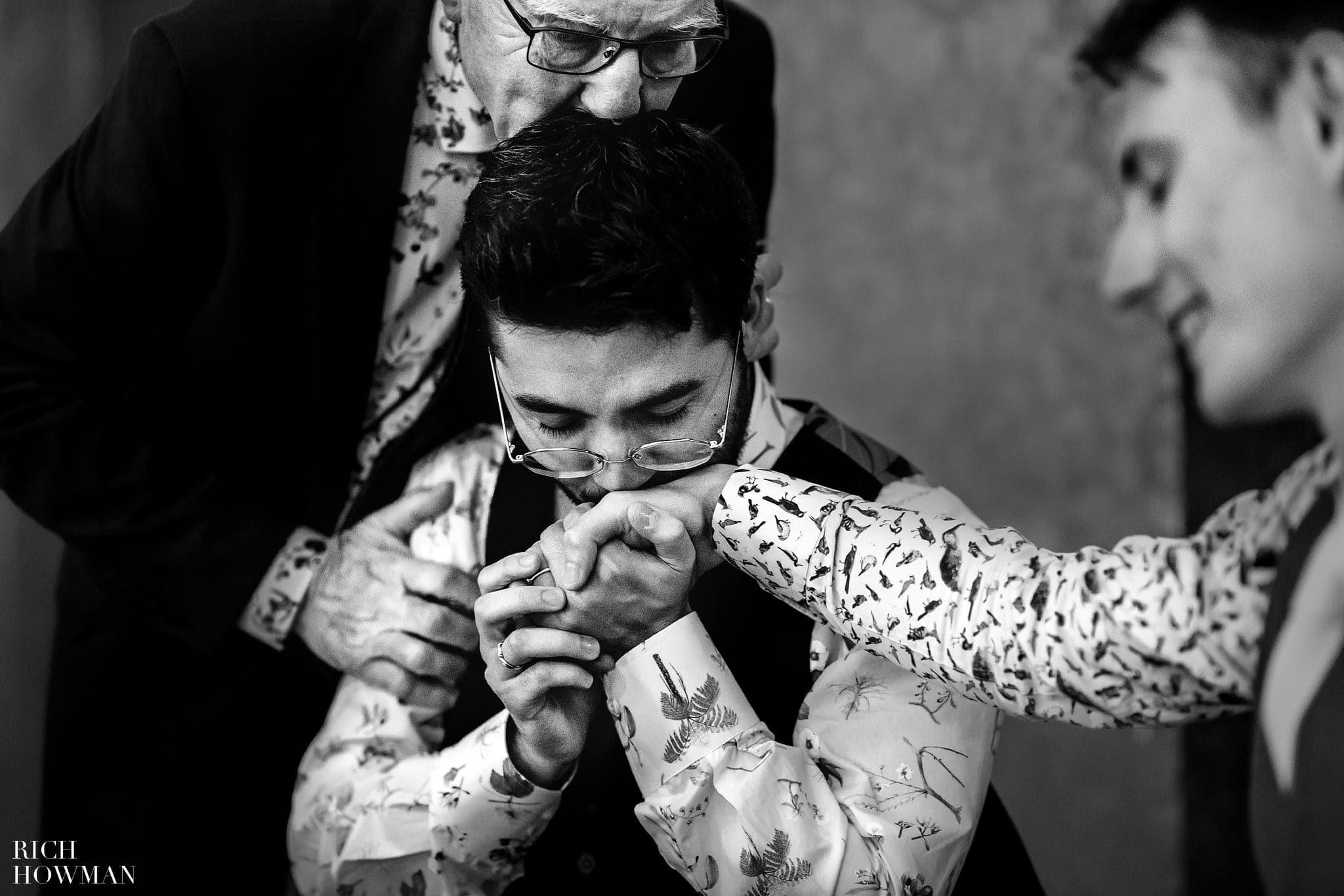 Gay Wedding Photographer Bristol