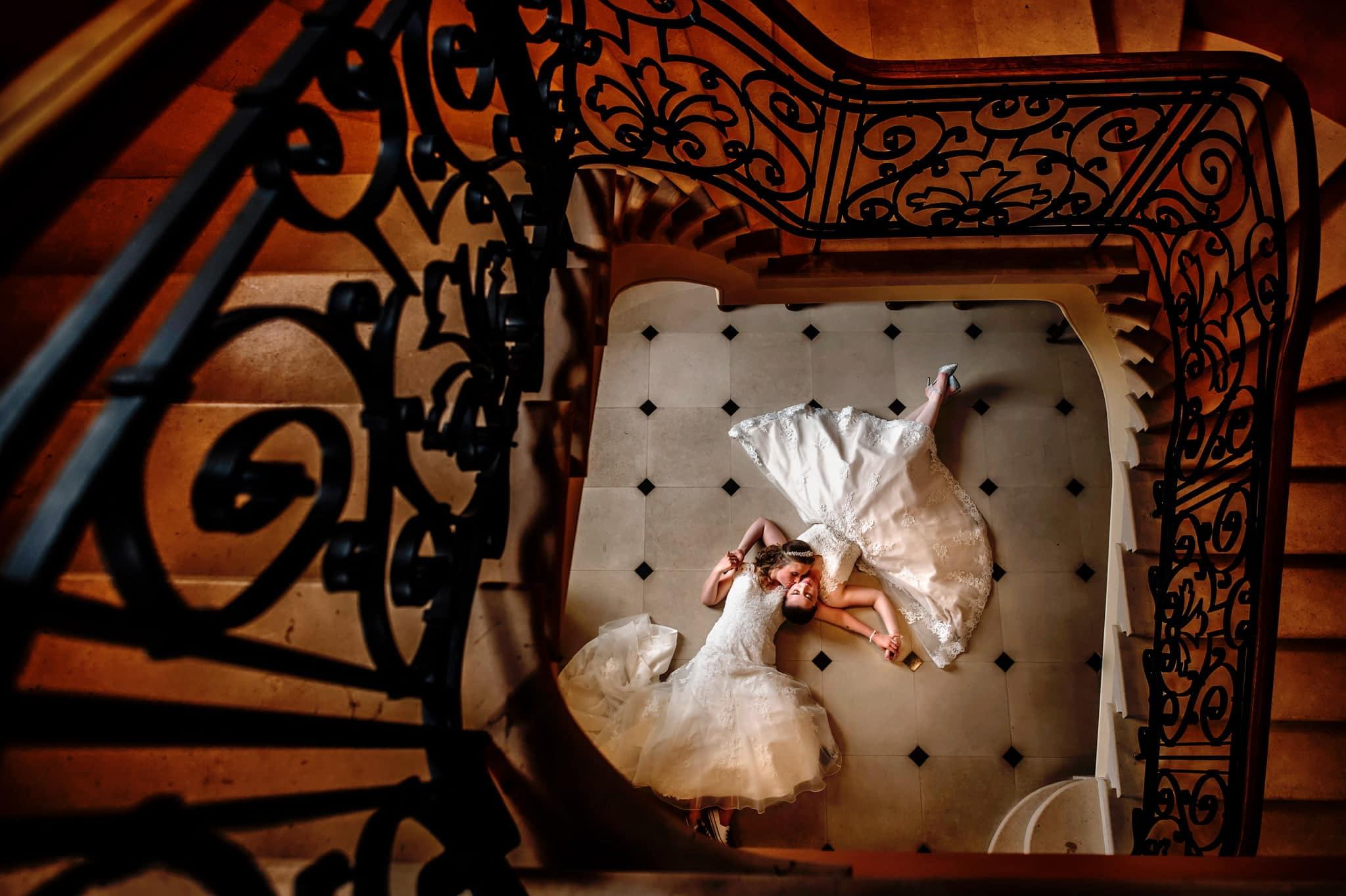 Lesbian Wedding Photographer UK